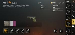 P18C(PUBG_MOBILE武器庫より)