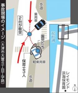 事故のイメージ(京都新聞より引用)