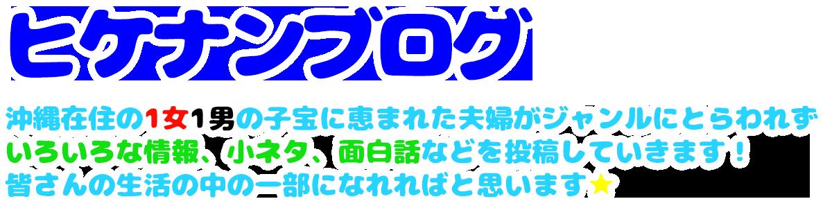 ヒケナンブログ