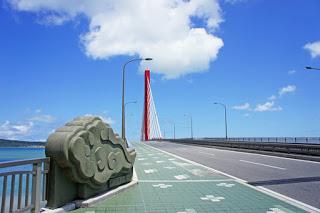 海中道路写真素材:ばんない堂(098free.com)提供