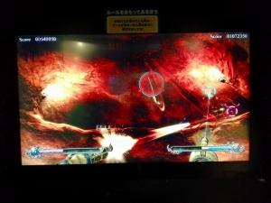 デッドストームパイレーツゲーム画面