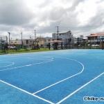 【公園】沖縄市美東公園_バスケットコート