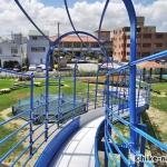 【公園】沖縄市美東公園_巨大ローラー滑り台 (2)
