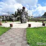 【公園】沖縄市美東公園_謎のオブジェ