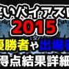 お笑いバイアスロン2015の優勝者や出場者、得点結果をご紹介します【沖縄のお笑い大会】