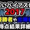 お笑いバイアスロン2017の優勝者や出場者、得点結果をご紹介します【沖縄のお笑い大会】
