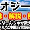 「オジー」の意味と解説、例文!うちなーんちゅが教えるリアルな沖縄方言(うちなーぐち)講座!