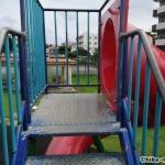 【2021年】連結型の巨大遊具が楽しすぎる!沖縄市の黒潮公園は広場と巨大遊具が魅力的な公園です!_連結型巨大遊具14