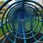 【2021年】連結型の巨大遊具が楽しすぎる!沖縄市の黒潮公園は広場と巨大遊具が魅力的な公園です!_連結型巨大遊具16