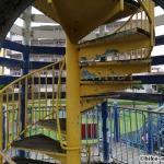 【2021年】連結型の巨大遊具が楽しすぎる!沖縄市の黒潮公園は広場と巨大遊具が魅力的な公園です!_連結型巨大遊具18