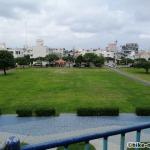 【2021年】連結型の巨大遊具が楽しすぎる!沖縄市の黒潮公園は広場と巨大遊具が魅力的な公園です!_連結型巨大遊具19