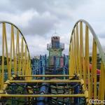 【2021年】連結型の巨大遊具が楽しすぎる!沖縄市の黒潮公園は広場と巨大遊具が魅力的な公園です!_連結型巨大遊具7