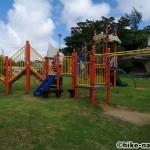 【2021年】遊具が密集+目立つすべり台が特徴!沖縄市の八重島公園に遊びに行ってみよう!Aエリア_連結型巨大遊具10