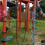 【2021年】遊具が密集+目立つすべり台が特徴!沖縄市の八重島公園に遊びに行ってみよう!Aエリア_連結型巨大遊具12