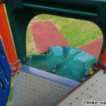 【2021年】遊具が密集+目立つすべり台が特徴!沖縄市の八重島公園に遊びに行ってみよう!Aエリア_連結型巨大遊具4