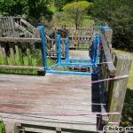 【2021年】遊具が密集+目立つすべり台が特徴!沖縄市の八重島公園に遊びに行ってみよう!Bエリア_巨大滑り台2