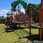 【2021年】遊具が密集+目立つすべり台が特徴!沖縄市の八重島公園に遊びに行ってみよう!Bエリア_連結遊具5