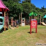【2021年】遊具が密集+目立つすべり台が特徴!沖縄市の八重島公園に遊びに行ってみよう!Bエリア_連結遊具6