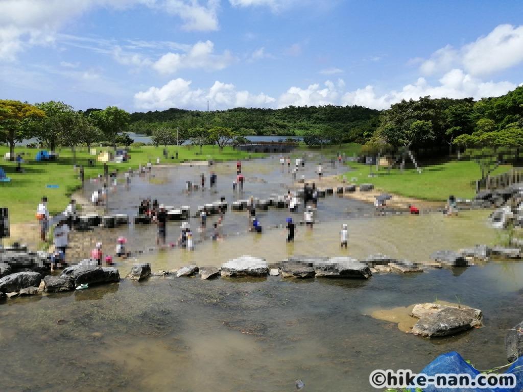 うるま市の倉敷ダム「やんばるの森(ヤンバルムイ)」水遊び体験をご紹介します!_やんばるの森(ヤンバルムイ)