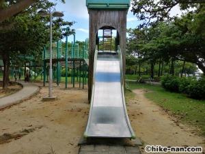 【2021年】言うことなしの大型公園!沖縄市の沖縄県総合運動公園内にある大型遊具施設に遊びに行ってみた!_アトラクション遊具