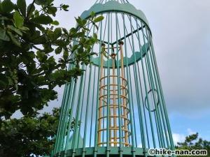 【2021年】言うことなしの大型公園!沖縄市の沖縄県総合運動公園内にある大型遊具施設に遊びに行ってみた!_アトラクション遊具8